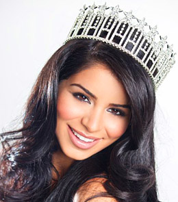 Rima Fakih - Miss USA 2010
