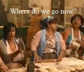 Where do we go now - Lebanese movie