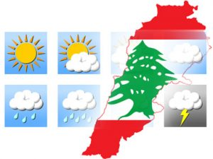 Weather in Lebanon